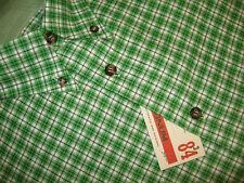 Karierte Signum Langarm Herren-Freizeithemden & -Shirts aus Baumwolle