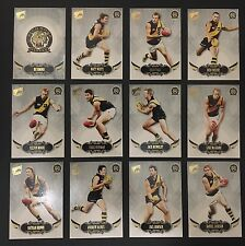 2009 Select Pinnacle (Series 2) AFL Football Cards Team Set - Richmond