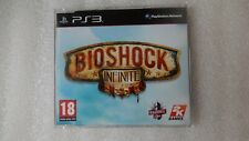 BioShock Infinite PS3 PROMO RARE for Sony PlayStation 3 Bioshock Promotional PS3