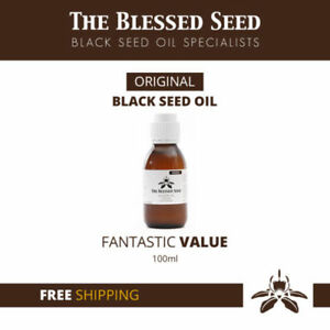 Original Black Seed Oil / Black Cumin Oil Nigella Sativa Correctly Cold Pressed