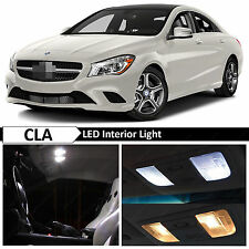 13x White Interior LED Light Package Mercedes Benz CLA250 CLA CLA45 AMG