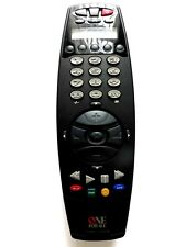 ONE FOR ALL UNIVERSAL TV/VCR/SAT/CD/AUDIO REMOTE CONTROL URC-7550