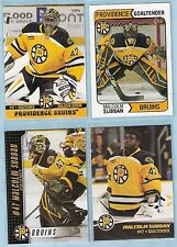 2013-14 14-15 15-16 16-17 Providence Bruins Malcolm Subban