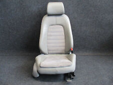 LEDER ALCANTARA Beifahrersitz VW Passat 3C Sportsitz Sitz vorne Grau