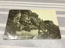 Old Postcard Lovers Seat Hastings