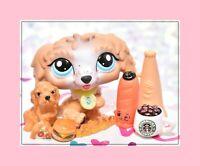 ❤️Authentic Littlest Pet Shop LPS #1701 Labradoodle Dog Special Edition COLLAR❤️