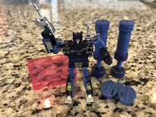 THF Transformers Masterpiece MP Scale G1 Frenzy Soundwave Cassette Rumble