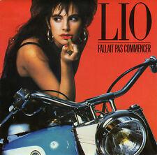 LIO FALLAIT PAS COMMENCER / BARBIE FRENCH 45 SINGLE