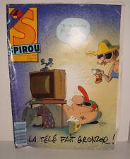 HEBDOMADAIRE SPIROU 2571 21 (JUILLET 1987)