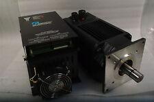 PACIFIC SCIENTIFIC BRUSHLESS SERVO MOTOR R88GENA-R2-NS-NV-00,DRIVER SC125-410-T4