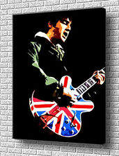 "* Noel Gallagher * Pop Art Box Lona 20""x30"""