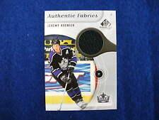 2005 SPGU Jeremy Roenick  jersey card  Kings  jsy gu    af-jr