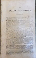 Entomology USA Insects 1817 Usury - Coffee Brewing - Lord Byron Enigma