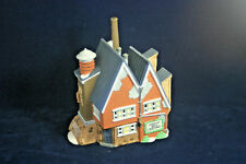 Yankee Jud Bell Casting New England Vill. Series Heritage Village Department 56