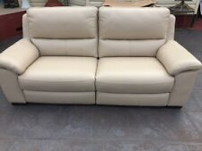 Freedom BLR Emrey 2.5 Seater Sofa with 2 E/Motion in Pebble RRP$3999 NOW$1299