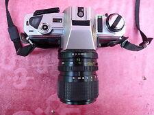 schöne,alte Kamera__Minolta X300__m.Objektiv: Cosina 35-70 MM_!