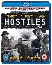 Hostiles [Blu-ray] [DVD][Region 2]