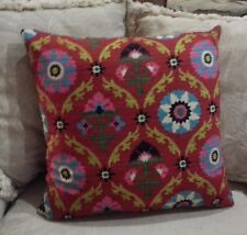 """Waverly Medallion Pillow Cover / $25.00 ea.6 Available  20"""" x 20"""""""