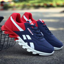 Men's Athletic Running Casual Sneakers Fashion Sports Tennis Shoes Walking Gym