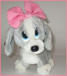 Strutting Honey Sad Sam Giordano Plush Gray soft toy Dog 2343 1987 Applause