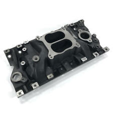 ENGINEQUEST CHEVY 305 350 MARINE INTAKE MANIFOLD CAST IRON 96-02 VORTEC