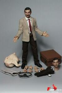 FIRE A018 MR. BEAN Rowan Atkinson 1:6 Scale Collectible Figure Doll Gift