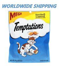 Temptations Cat Treats Hairball Control Chicken Flavor 4.9 Oz WORLDWIDE SHIPPING