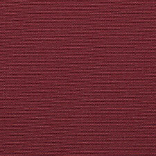 "Sunbrella® Fabric, Burgundy, 60"" Inch Width #6031-0000 - Shipped from The USA!"