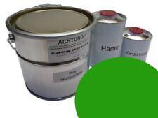 1,75 LITRE Set 2K peinture Voiture VW L64M vert de pomme ancienne lackpoint