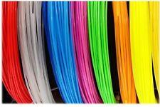Filamento ABS 3D 50m 1,75mm MUCHOS COLORES Impresoras y Bolis PRECIO MAS BAJO