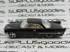 M2 Machines 1:64 Scale Loose Collectible Black 1957 Chrysler 300C Diorama Car