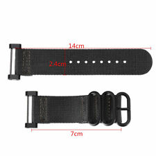 Strap Bracelet Replacement Nylon Wrist Band For Suunto Essential/Core/Traverse