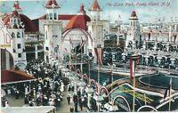 BROOKLYN NY - Coney Island In Luna Park
