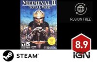 Total War: Medieval II [PC] Steam Download Key - FAST DELIVERY