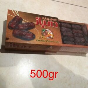 FRESH DATES PIYAROM DOMBAZ, BEST EVER TASTED, 95g to 500g FULL BOX, NEW CROPS