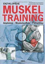 Enzyklopädie Muskeltraining: Anatomie - Muskelaufbau - F... | Buch | Zustand gut