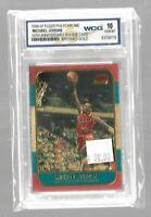 Michael Jordan 1996-97 Fleer Polychrome Rookie WCG 10--Qty.