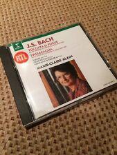 J.S. Bach - Marie-Claire Alain -Toccata & Fuge/Passacaglia