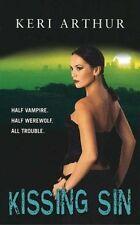 Kissing Sin par Keri Arthur (livre de poche, 2007) NEUF