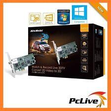 NEW AVerMedia AVer3D Capture HD Hybrid Capture TV Tuner Card HDMI 2D to 3D H727