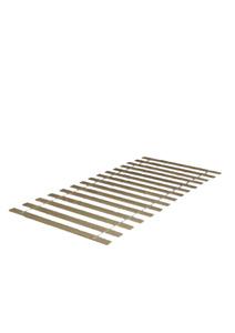 Rollrost Massivholz Nadelholz unbehandelt, Naturmaterialien, 90x200 cm