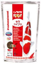 sera KOI Professional Spirulina-Farbfutter 500g