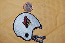 "Arizona Cardinals 2 1/2"" Helmet Logo Patch Football"