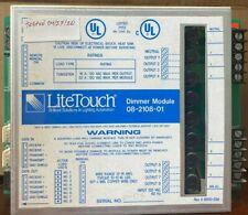 LiteTouch 08-2108-01 Dimmer Modules
