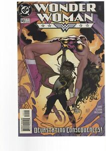 WONDER WOMAN  145   ADAM HUGHES COVER ART / DC COMICS