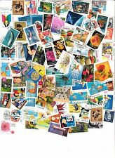 400 all different used Australian stamps free prioity post Aust