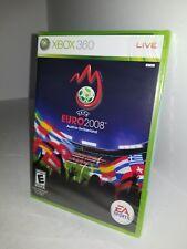 NEW SEALED XBOX 360 UEFA Euro Soccer 2008 Video Game 08 EA Sports Soccer