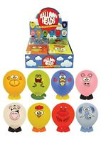 Party Balloons - Animal Balloon Heads - Party Bag Favours / Lucky Dip Loot