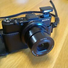 Sony DSC-RX100 M2 II 20.2 MP Digital Camera 2#