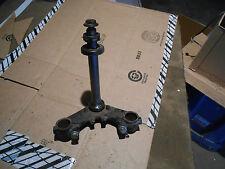 Yamaha 550 Vision XZ550 XZ 550 1982 82 triple tree steering stem bottom